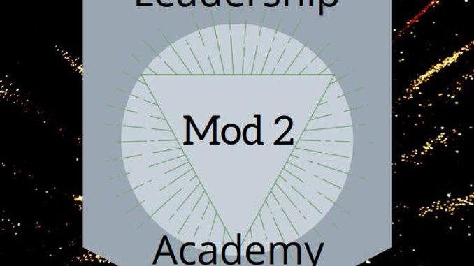 Module 2 work - Courage and Vulnerability Module