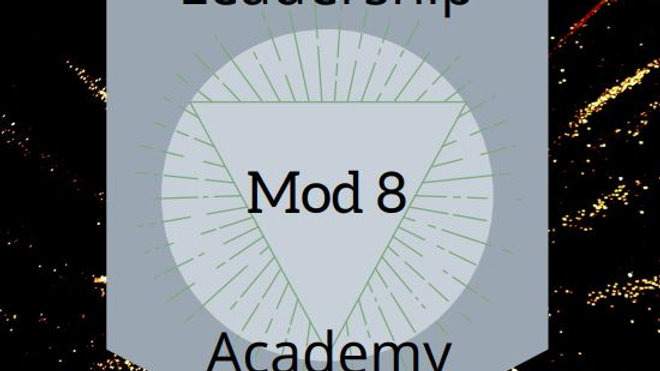 Module 8 work - Errors and Resilience Module