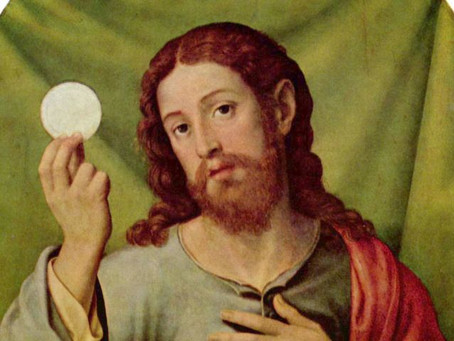 Early Christians Comment on the Eucharist