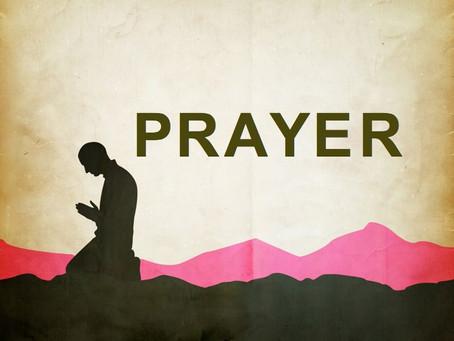 Parish Prayer Plan