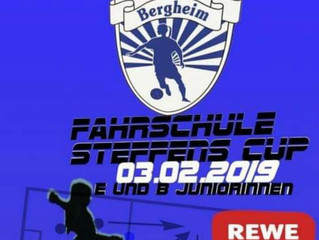 Ein tolles Fussballtunier erwartet Bergheim am 02.02.2019 und am 03.02.2019 in der Sporthalle des Gu