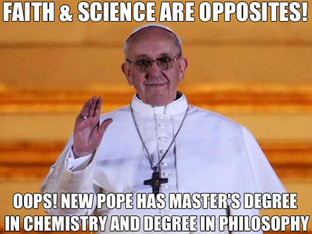 The Catholic Church and Science: Part 2