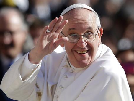 Pope Francis Speaks Up...