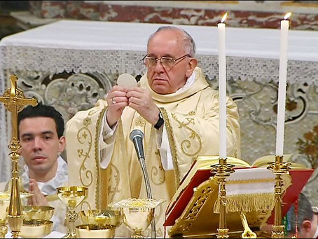Is The Catholic Mass Bible Based?