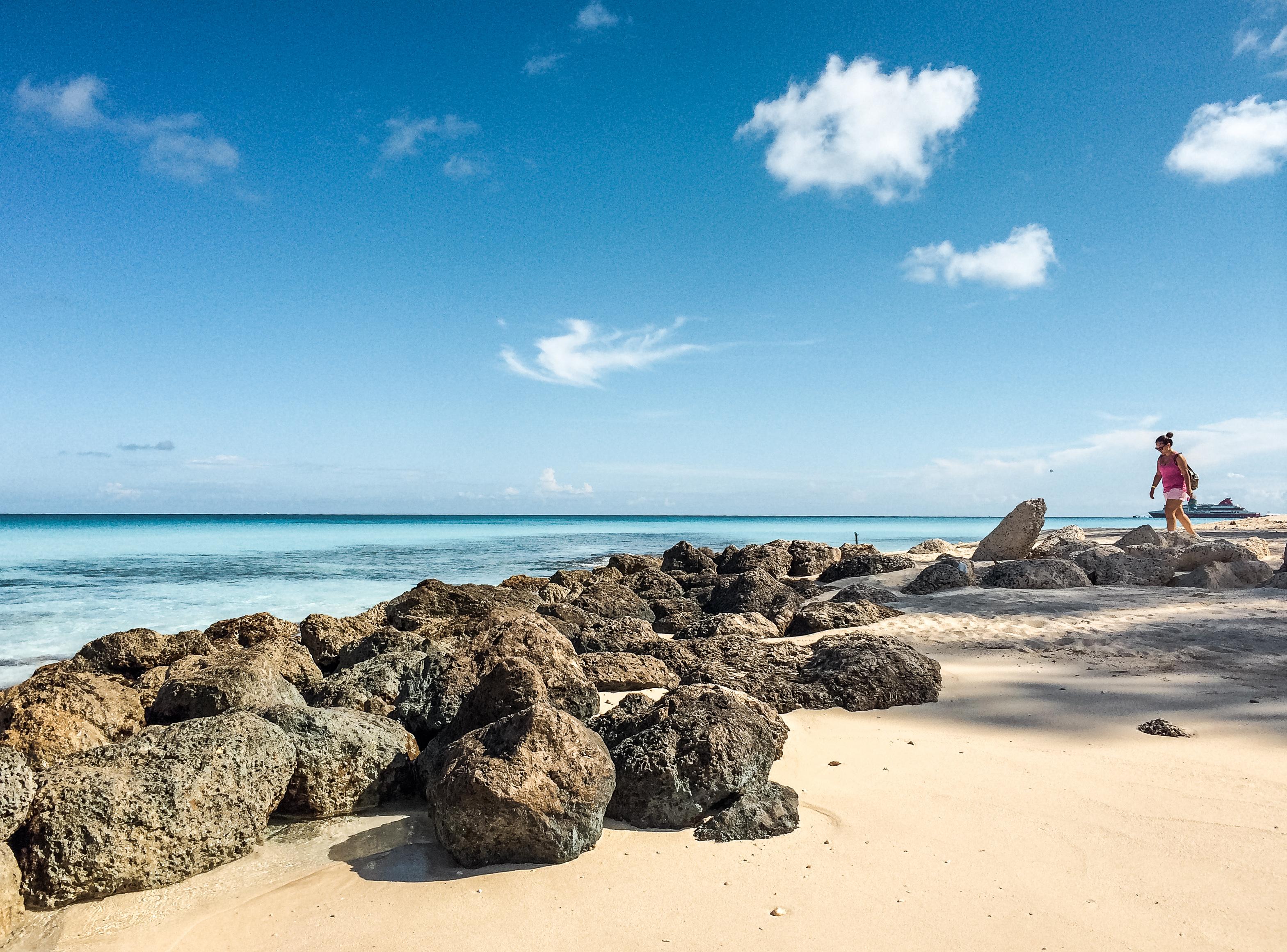 Tiki Hut Beach