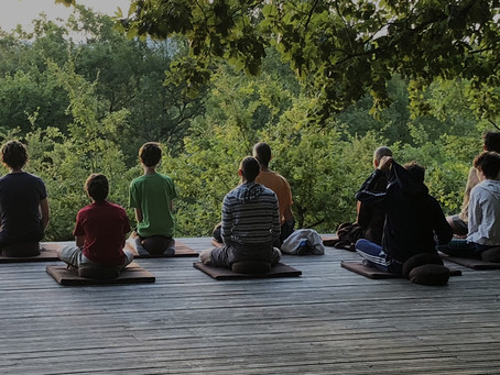 Want to find the true nature of your leadership? Attend a zen meditation retreat