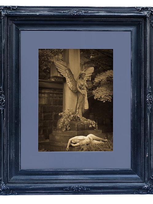 Fallen Angel Framed