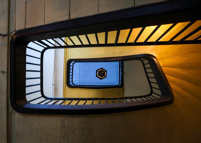 Napoleon's Stairs
