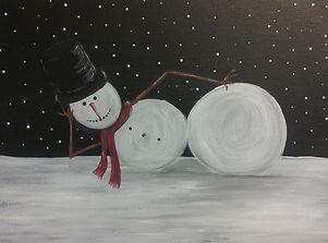 _SASSY SNOWMAN_
