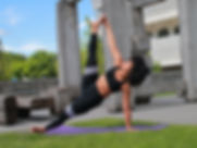 Fitness Infused Yoga