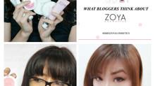 Kolaborasi Zoya Cosmetics dan SBB