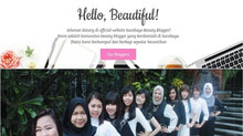 SBB website launch with Womanblitz