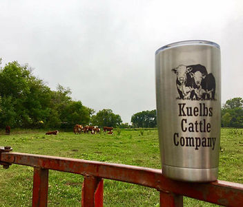 Custom Engraved Farm Tumbler