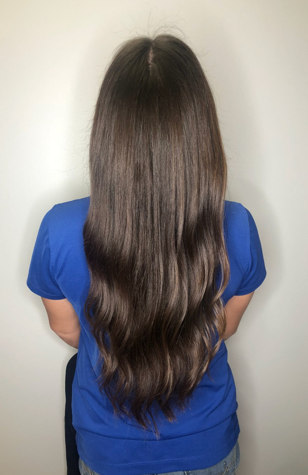Chocolate Brown Color   Cut