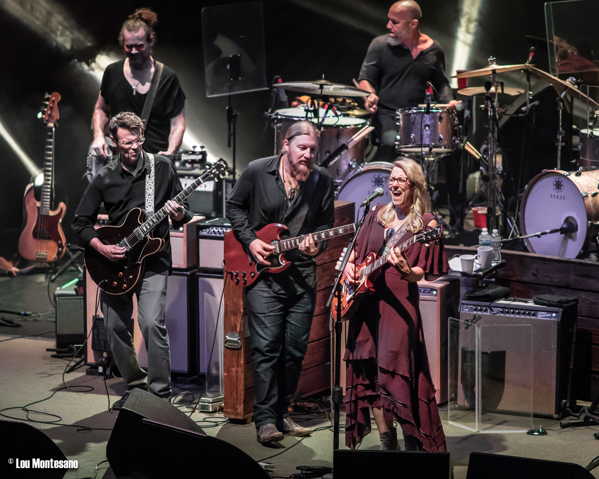 Luther Dickinson and Tedeschi-Trucks
