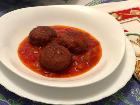 When in Abruzzo...mangia Concetta's Pallotte Cace e Ove (Fried Cheese Balls)