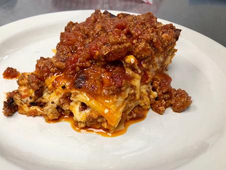 Concetta's Christmas Lasagna