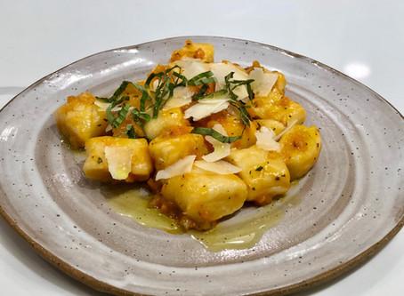 Gnocchi with Ragu Finto