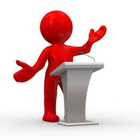【Course ID:DS100】Debate(High School: Age14-18)——Lecturer: Rusgo