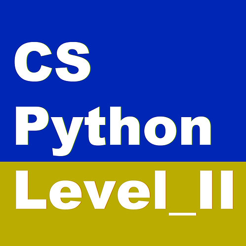 【Course ID:CS202-02】 Python Level II——Lecturer: Ms.Lucy