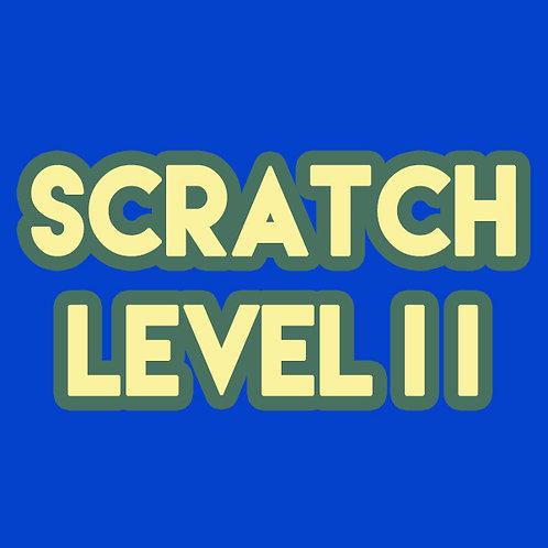 【Course ID:CS102-01】Scratch II (Grade 4-6)——Lecturer: Ms.Mori