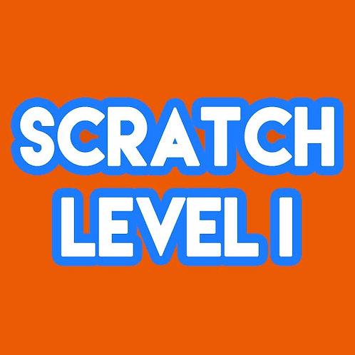 【Course ID:CS111-01】 Scratch I (Grade 1-3)——Lecturer: Mr.Maor