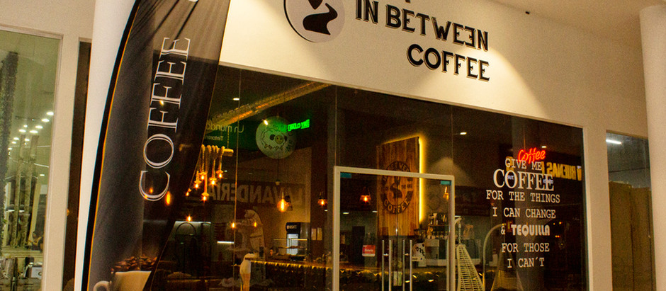 Entre cafés nacen las mejores cosas