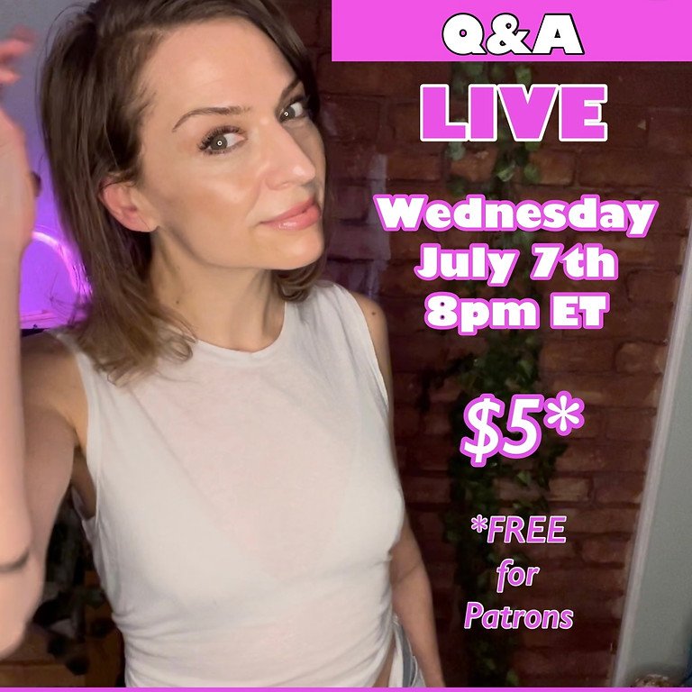 Chat Party Q&A Live with Wendi Starling