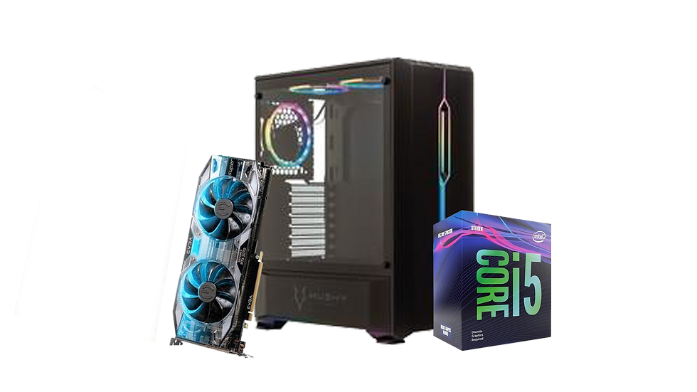 PC Gamer Husky - RTX 2070 SUPER / i5 9400F / 16GB de RAM