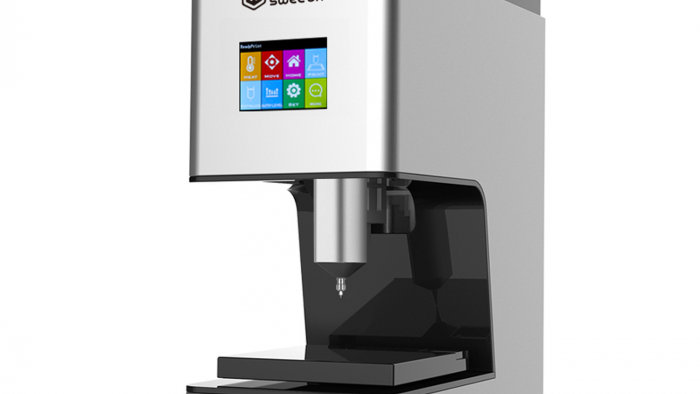 Impressora 3d Para Alimentos Sweetin, Wiiboox