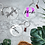 Thumbnail: Personalised Executive Style Key Ring