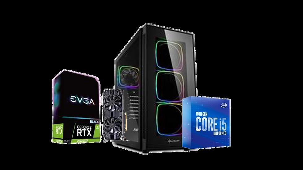 PC Gamer Battlebox - i5 10600K / RTX 2080 SUPER / 16GB de RAM