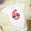Thumbnail: Personalised Baby Age Number Vest