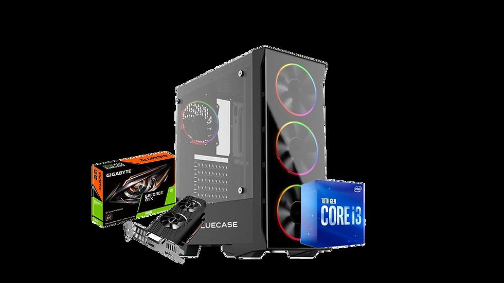 PC Gamer Alpha - i3 10100 / GTX 1650 / 8gb de RAM