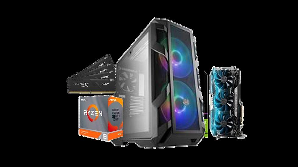Computador Gamer HIGH END - Ryzen 9 3950X / RTX 2080 TI / 128GB de RAM