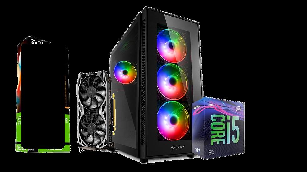 PC Gamer Witcher - GTX 1660 SUPER /i5 9400F / 8GB de RAM