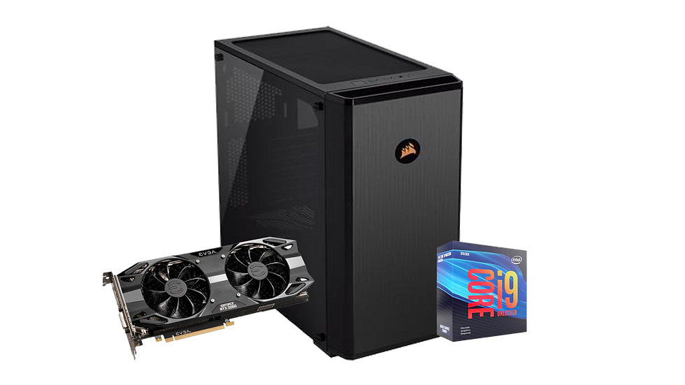 PC Gamer Freeway - i9 9900KF / RTX 2060 /32gb de RAM