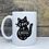 Thumbnail: Cats and Coffee Vinyl Mug