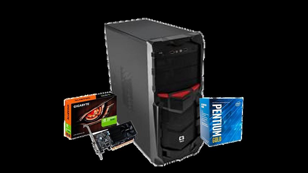 PC Gamer Save money - GT 1030 / Pentium G5400 / 4gb de RAM