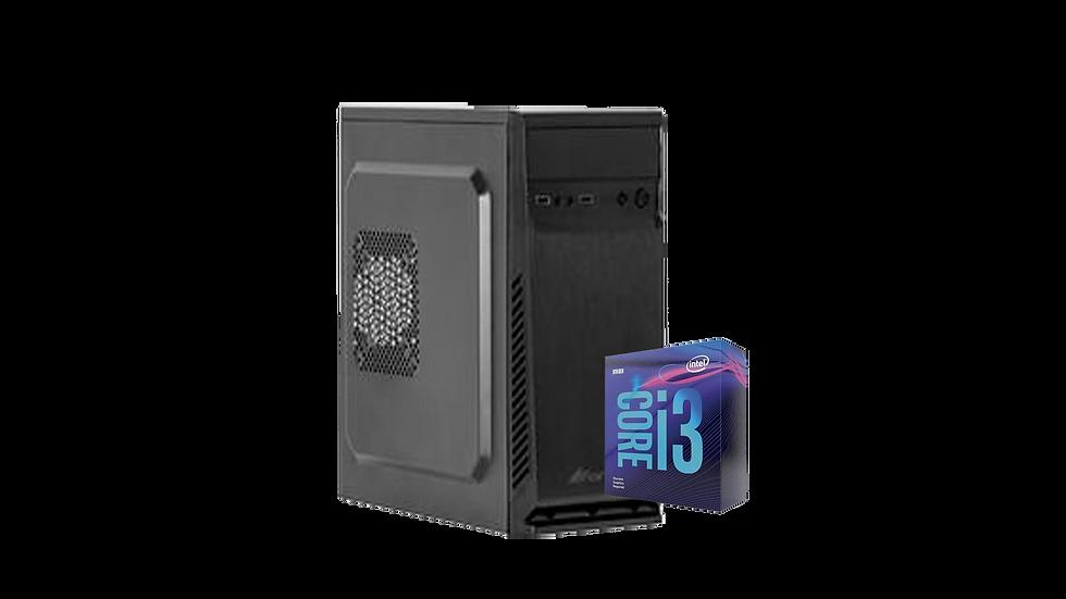 PC Home Work - I3 9100F / 8GB de RAM / 1TB