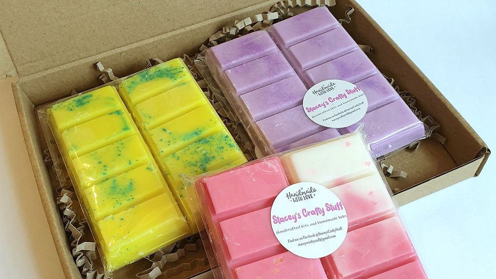 Sweet Treat Scented Wax Melt Box