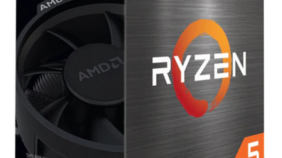 KIT Ryzen 5 5600X + 32gb de RAM (2x16)