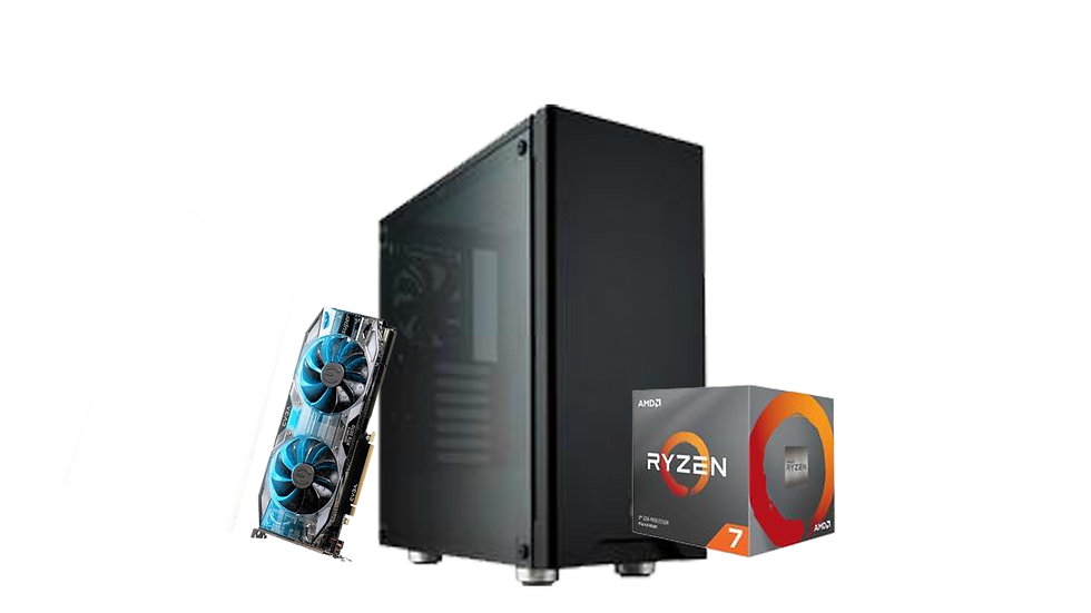 Pc Garbide OSTENTAÇÃO - RTX 2070 SUPER / Ryzen 3800X / 16GB de RAM