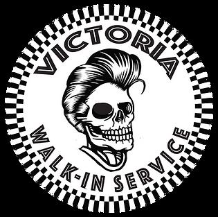 BJT 90 - Checkered skull - Walk-in servi