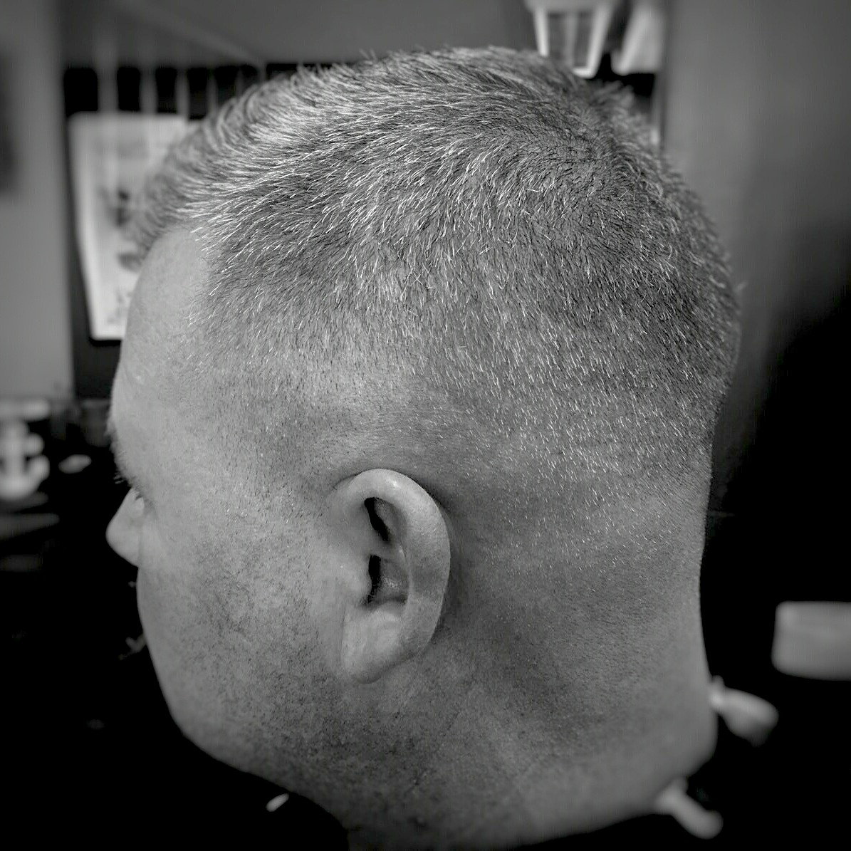 Skin Fade (Buzz Cut)