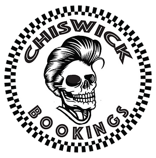 BJT 169 - Checkered skull - Bookings ser