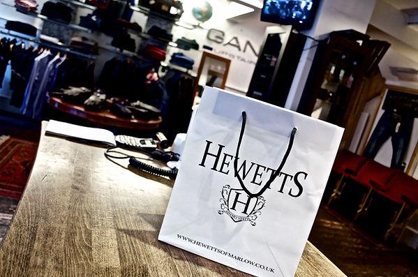 Hewetts of Marlow gant