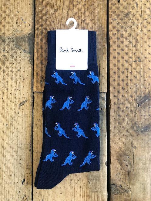 Paul Smith socks Dino jacquard