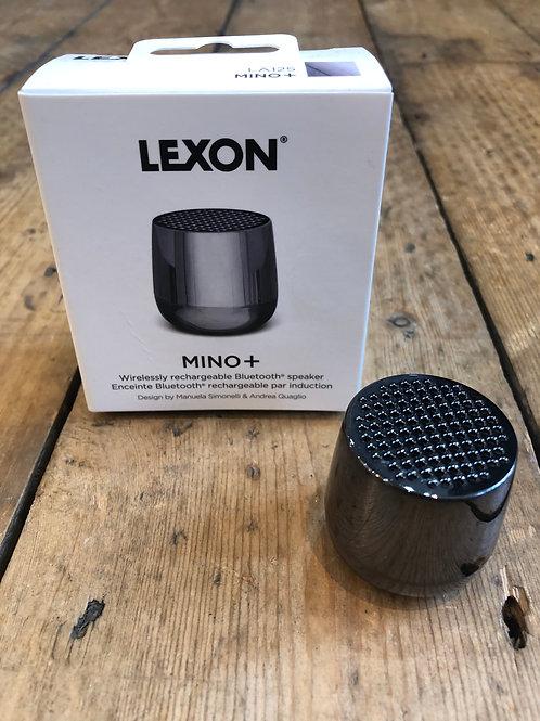 Lexon Mino+ Bluetooth speaker Metallic Grey