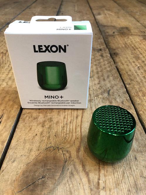 Lexon Mino+ Bluetooth speaker Metallic Green